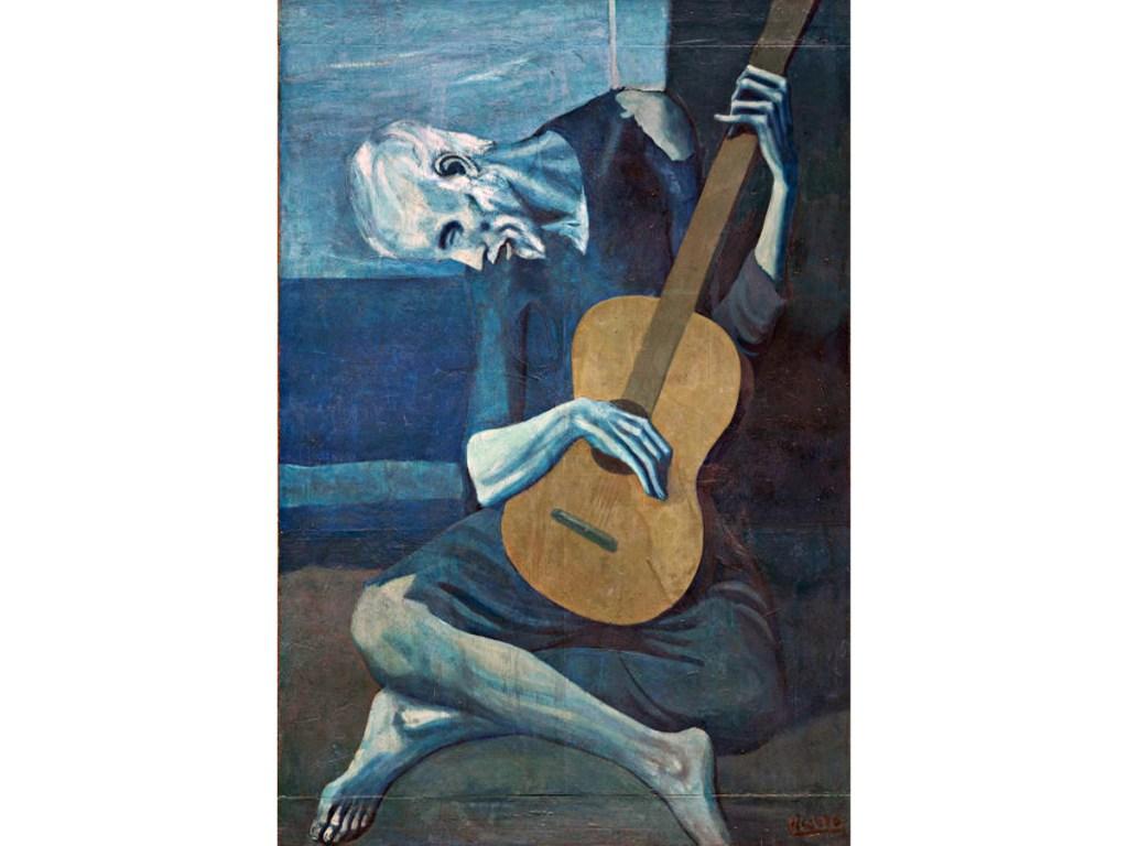 老いたギター弾き_1200