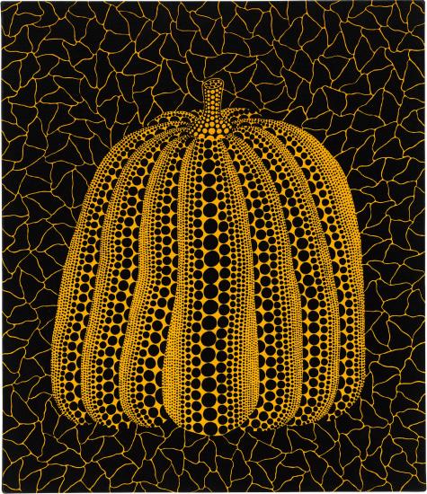 草間彌生 ≪Pumpkin≫ (1990)