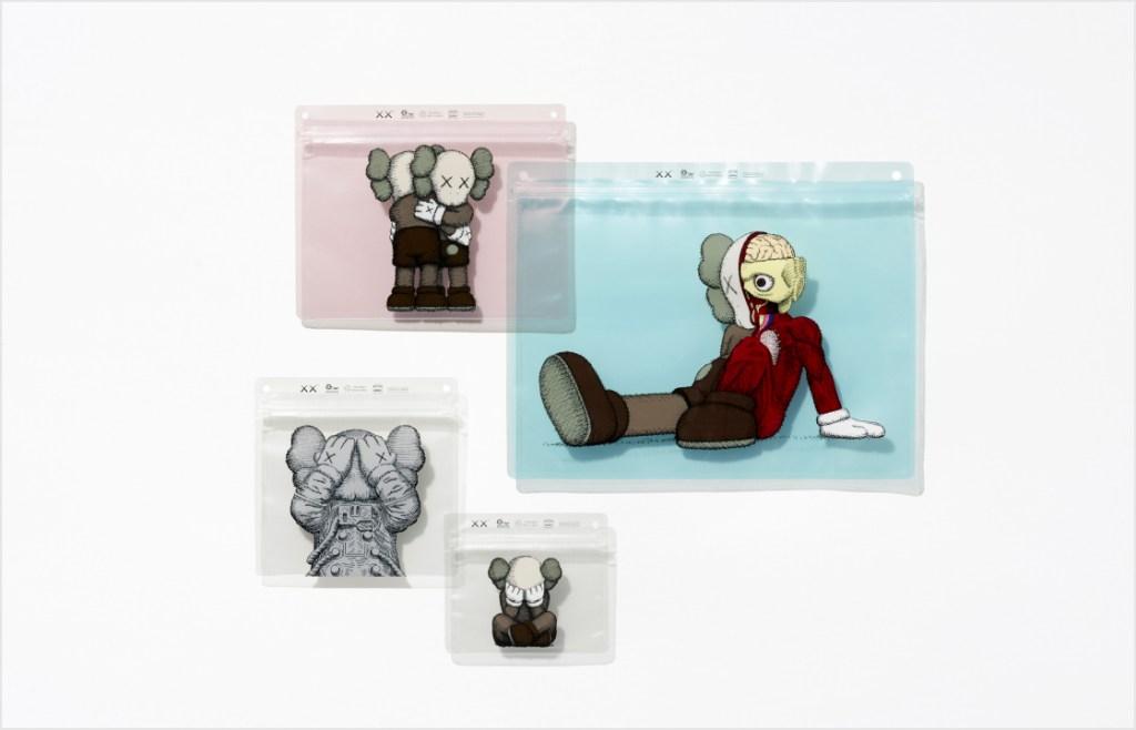 KAWS x Pake® Set KAWS TOKYO FIRST 限定カラー